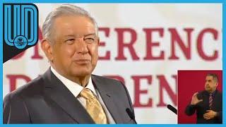 El presidente Andrés Manuel López Obrador recalcó que la desaparición de más de 100 fideicomisos, entre ellos el Fodepar, no quiere decir que nos beneficiarios dejen de recibir sus apoyos