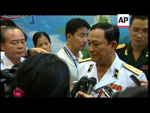 ASEAN naval chiefs set to meet on regional security issues