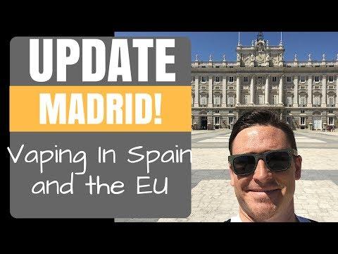 Vape Update - Madrid, Spain
