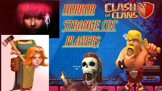 Top Strange/Ghost Players in CLASH OF CLANS
