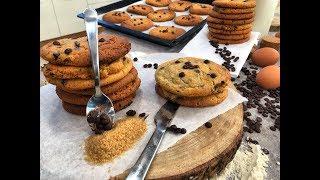 Μαλακά μπισκότα COOKIES από τον Λάμπρο Βακιάρο!
