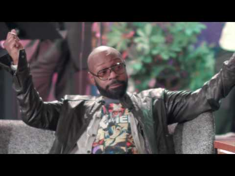 Nelsan Ellis Summons True Blood's Lafayette on The Pascal Show