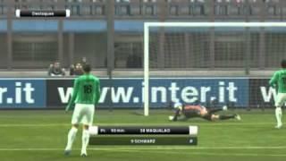 PES 2012 full version - gameplay [PC - RADEON 6370m]