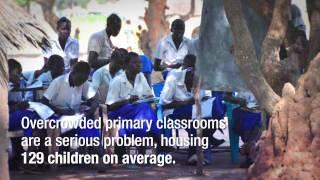 Building an Education System in South Sudan
