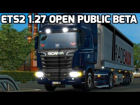 Скачать игру euro truck simulator 2 v 1 27 через торрент бесплатно
