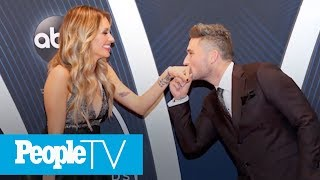Stars On The CMA Awards Red Carpet Say The Sweetest Things | CMAs 2018 | PeopleTV