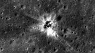 Could This Moon Crater Hide The Remains Of A Failed NASA Experiment?