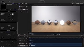 mO2 Materials Overview Tutorial - FCPX & Apple Motion Plugin - MotionVFX