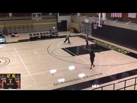 College of Marin vs. Feather River Womens' Basketball