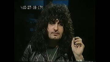 Patirck Moraz - Story Of I Promo and Interview (Old Grey Whistle Test 1976) Yes