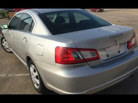 2012 Mitsubishi Galant ES for sale in Houston, TX