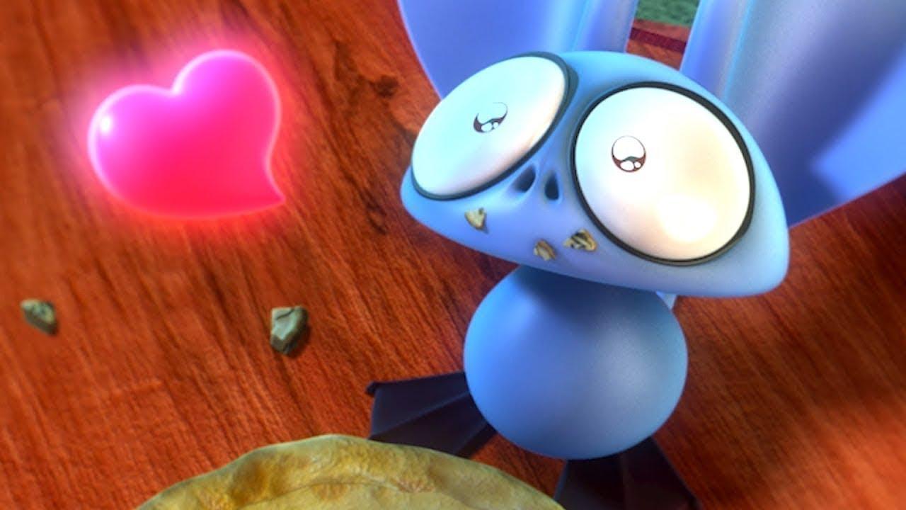 Zompet Falls In Love! | Zombie Dumb | 좀비덤 | 키즈 만화