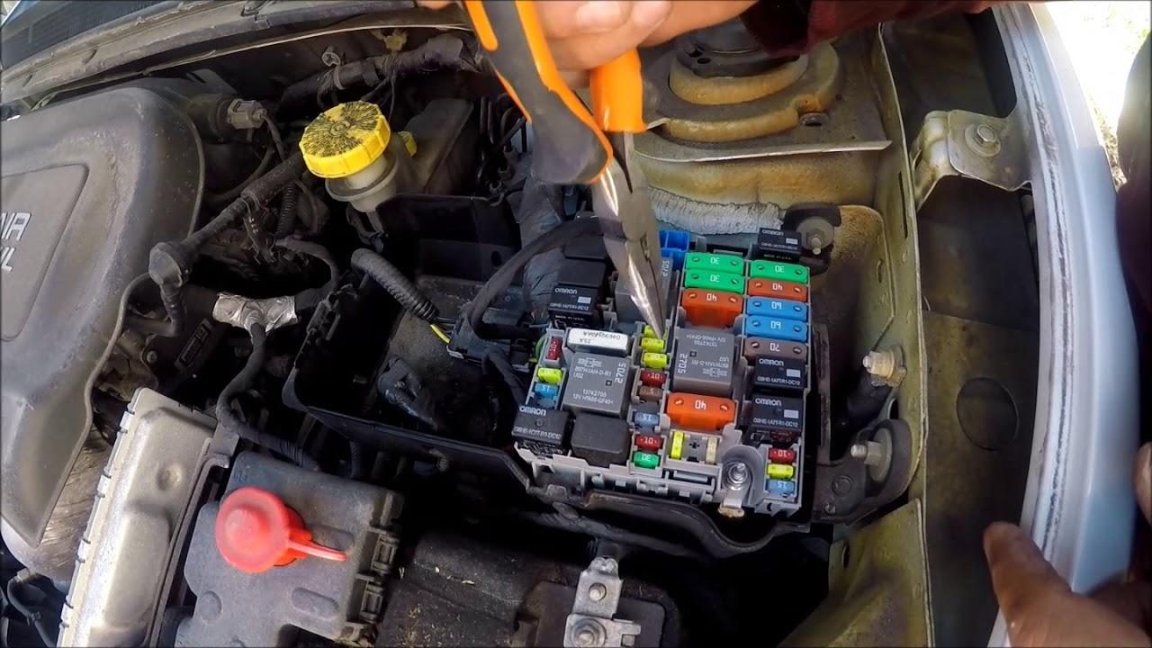 [DIAGRAM_4PO]  Dodge Dart Cigarette Lighter Fuse Location/ Fuse Replacing - YouTube | Dodge Dart Fuse Box |  | YouTube