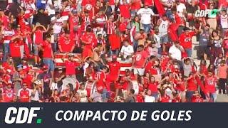 Unión La Calera 2 - 0 Palestino | Campeonato AFP PlanVital 2019 | Fecha 1 | CDF