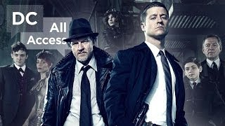 ben mckenzie the cast talk gotham