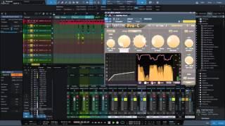 Paul Drew Mix Series Part 8 - Backing Vocals Compression & FX