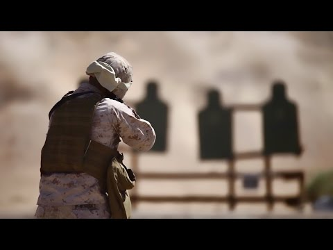Marine Corps Rifle Marksmanship • Table 1 & 2 Qualification
