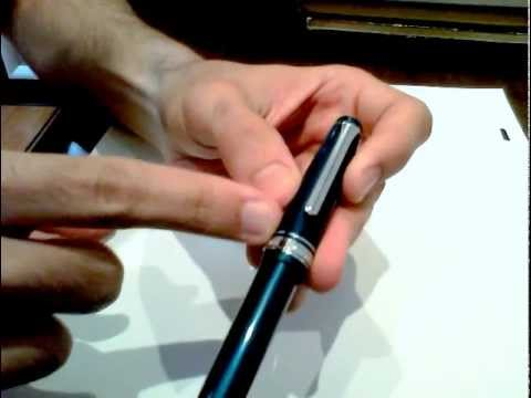 sailor sapporo (professional gear slim) - music nib - review