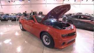 Chevrolet Camaro COPO Convertible 2012 Videos