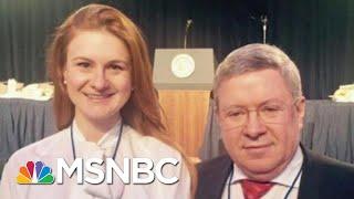 Maria Butina Takes Plea Deal, Cooperating With Investigators: Reports | Rachel Maddow | MSNBC