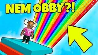 MEGA NEM OBBY? -Dansk Roblox: Nem Obby!