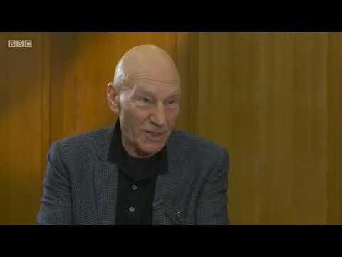 Sir Patrick Stewart calls for a second EU referendum