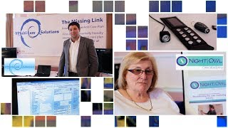 Multi- Care Solutions & Night Owl Care Monitoring (Care Show Exhibition)