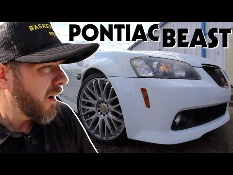 Is the Pontiac G8 GT UNDERRATED?!? ( 10 YEARS LATER REVIEW )