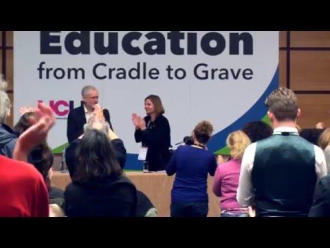 UCU Cradle to Grave conference 2016