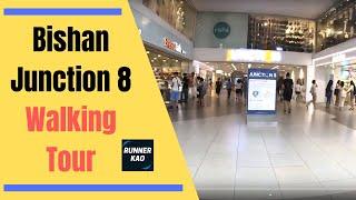 Bishan Junction 8 Fast Walk Tour 2019 - Singapore