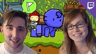Psychedelic Swords and Pregnant Babies in Scribblenauts Unlimited