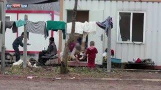 """حملة """"غرد للدفء"""" لوقاية اللاجئين السوريين"""