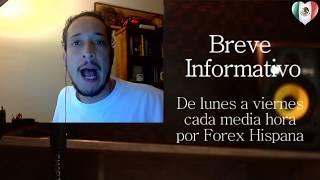 Breve informativo - Noticias Forex del 22 de Septiembre 2017