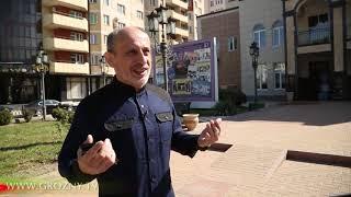 Эксклюзивное интервью Магомеда Хамбиева