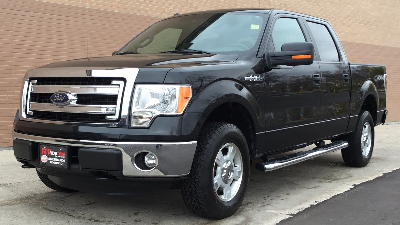 2014 ford f 150 xlt 4wd supercrew 5 0l siriusxm youtube. Black Bedroom Furniture Sets. Home Design Ideas