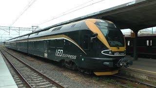 bahn manager Video - NEWS (4): Tschechischer Leo Express nimmt Polen-Verkehr auf