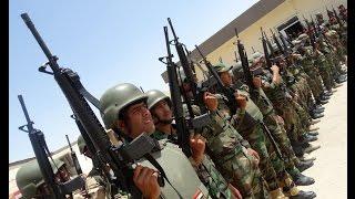 أخبار عربية: القوات العراقية تتوغل في جيب لداعش شرق الموصل