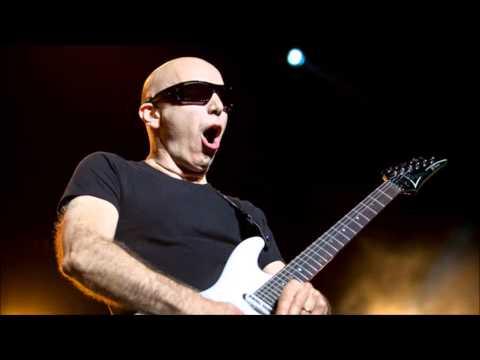 Joe Satriani - Until We Say Goodbye (Backing Track)