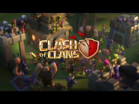 Clash of Clans : Liga Perang Klan Disini!