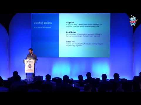 Golang UK Conference 2016 - Victor Ruiz - Building your own log-based message queue in Go