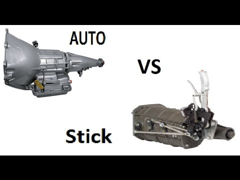 epic battle stick vs auto drag race youtube rh youtube com Manual or Automatic Better Manual or Automatic Better