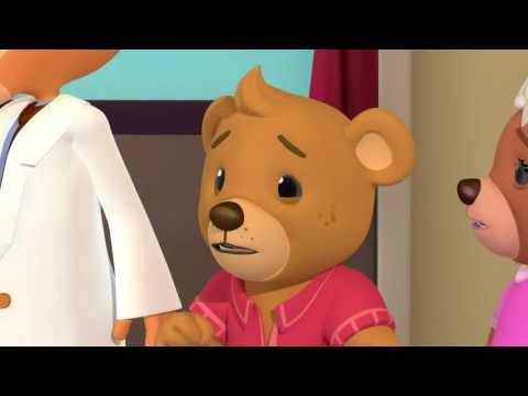 Pink Spots   Bananas in Pyjamas   Puddle Jumper Children's Animation