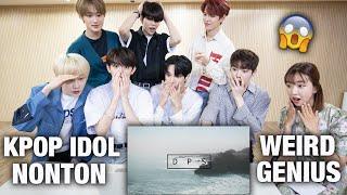 Reaksi Kpop Idol Korea Verivery Nonton Weird Genius Dps Pengen Ke Bali MP3