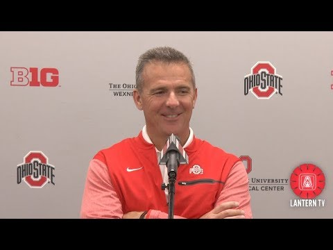 Ohio State head coach Urban Meyer press conference - September 25, 2017