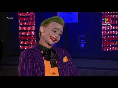Justice League (Nabil) | Eksklusif Di Melodi! | Melodi
