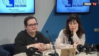 """Кинорежиссер Марина Цурцумия и художница Туту Киладзе в программе """"Встретились, поговорили"""" #MIXTV"""