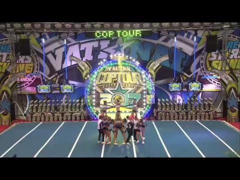 Finales Cheer Niveles 1,2,3,4.2 y Colegiales -COP TOUR 2017