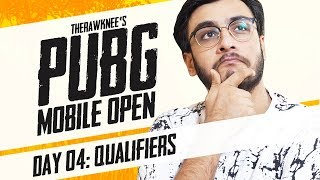 PUBG MOBILE TOURNAMENT: DAY 4 | THERAWKNEE