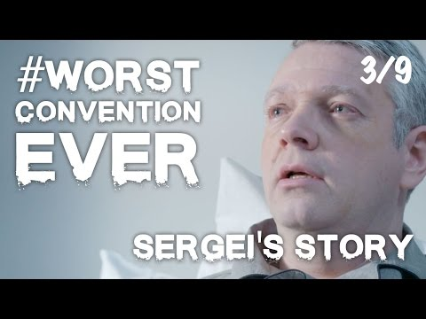 Worst Convention Ever 3/9 - Sergei's Story (Remain Loyal to Jehovah 2016 convention)
