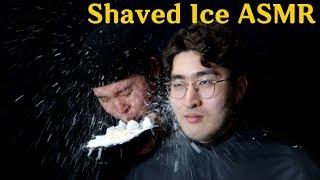 빙수 ASMR │Shaved Ice │엠브로 더미헤드